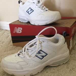 Never used New Balance shoes